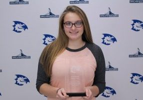 Cameron High School junior Ashlee Evans has been named, by Family-Consumer Science teacher Dorothy Price, the CHS Career & Technical Education Student of the Quarter.