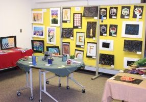 Marshall County students once again have the opportunity to showcase their artistic talent at the 37th annual Marshall County Student Art Show, currently on display at the Grave Creek Mound Archaeological Complex in Moundsville.